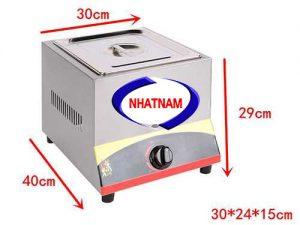 Bếp chiên nhúng gas đơn (NNTP-NB17)