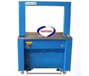 Máy đóng đai thùng tự động Brother (NNĐT-18)– Máy vận hành đơn giản và thuận tiện, có thể dùng để đóng được các loại thùng với nhiều kích thước khác nhau.
