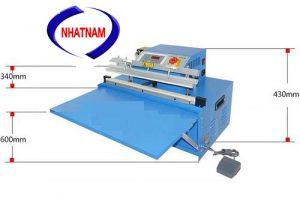 Máy hút chân không vòi ngoài VS-500 (NNMH-B10)là loại máy công nghiệp thuộc dòng sản phẩm máy hút chân không vòi ngoài