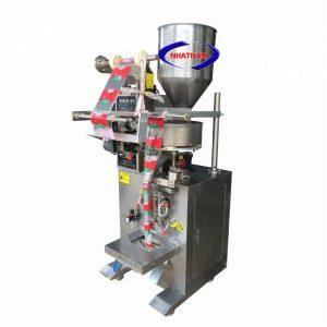 Máy đóng gói đường que tự động 2-50 gam (NNĐG-A17)là máy đóng gói chuyên sử dụng để đóng gói các loại hạt, bột, đường hay các loại ngũ cốc, cà phê...