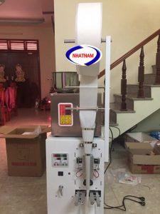 Máy đóng gói trà túi lọc (NNĐG-I12)Đây là máy có công nghệ tiên tiến rất hữu ích cho các nhà sản xuất, máy có khả năng thay thế cho lượng lớn nhân công làm việc thủ công.