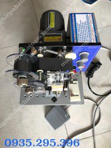 Máy in date HP-241 bán tự động (NNID-04)là loại máy được sử dụng rộng rãi để in ngày sản xuất, hạn sử dụng, hay số lô, số trọng lượng…