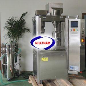 Máyđóng nang tựđộng là thiết bị không thể thiếu trong các ngành sản xuất thực phẩm chức năng, sản xuất dược phẩm  Máy dễ dàng vận hành,độ bền cao.