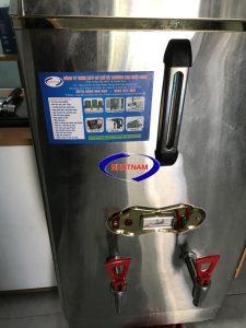 Máy đun nước nóng tự động HL60 (NNNH-A02)được Nhật Nam nhập khẩu và phân phối trên toàn quốc  – Bên cạnh đó sản phẩm được thiết kế hoàn toàn bằng inox  – Cách nhiệt tốt và tiết kiệm được 40% điện năng so với các dòng máy thông thường  – Sử dụng máy đun nước nóng với nhiều dung tích để chọn lựa, chức năng ổn định và đáng tin cậy cho quý khách hàng.