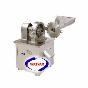 Máy nghiền dược liệu siêu mịn WN-300 (NNND-A06)có cấu trúc đơn giản, hiệu quả cao, không bụi, sạch sẽ, hình dáng đẹp, tiết kiệm điện và an toàn