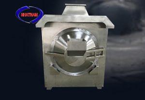 Máy rang hạt CY-50 dùng gas (NNRH-05)là một trong những dòng máy rang hạt được sử dụng phổ biến hiện nay trong các xưởng chế biến hạt nông sản như: lạc, đậu phộng, hướng dương, hạt điều…