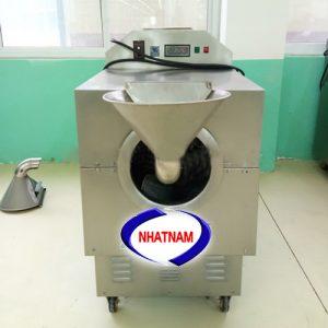 Máy rang hạt DCCY dùng điện (inox) 4kg/mẻ (NNRH-18)Sản phẩm là sự lựa chọn hoàn hảo cho các cơ sở có nhu cầu sản xuất, phân phối các loại hạt điều