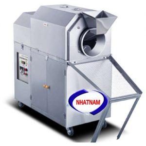 Máy rang hạt XL-100D dùng điện 50-65kg/mẻ (NNRH-07)Sản phẩm là sự lựa chọn hoàn hảo cho các cơ sở có nhu cầu sản xuất, phân phối các loại hạt điều.