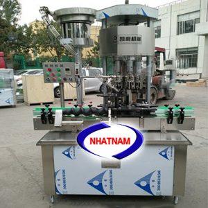 Máy xoáy nắp chai tự động (NNDC-DA02)