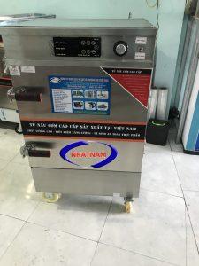 Tủ nấu cơm 6 khay dùng điện điều khiển cảm ứng (VN) (NNTC-06)