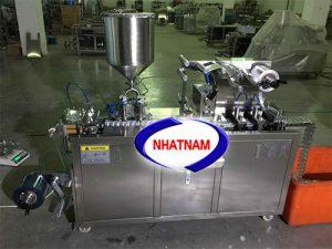Máy ép vỉ nhôm chất lỏng (NNND-I08)