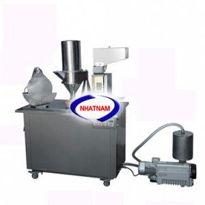 Máy điền thuốc viên con nhộng bán tự động (NNND-K01)