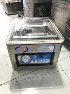 Máy hút chân không DZ-260B (NNMH-B44) Có tốc độ hút chân không rất nhanh, đóng gói sản phẩm đều và đẹp. Máy phù hợp với các cơ sở sản xuất vừa và nhỏ .