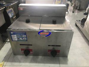 Bếp chiên đôi dùng gas (NNBC-13)