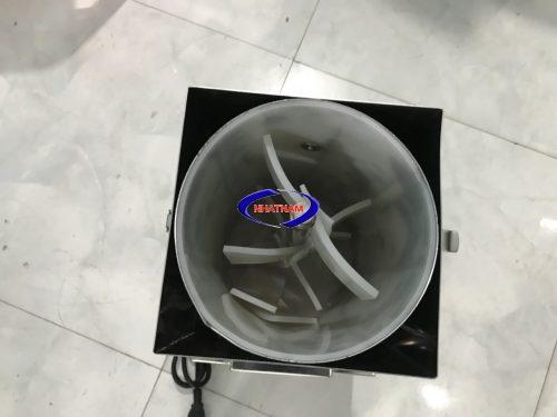Nhanh chóng dễ dàng khi sử dụng máy bóc vỏ tỏi