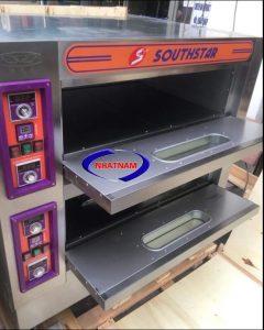Lò nướng bánh 2 tầng 4 khay SOUTHSTAR dùng điện (NNLQ-A38)