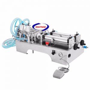 Máy chiết rót khí nén 2 vòi  (NNDC-D37)