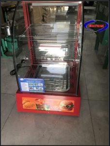 Tủ giữ nóng thức ăn ZP-1 (NNTH-07)có chứcnăng giữấm và bảo quản thực phẩm sau khi chế biến
