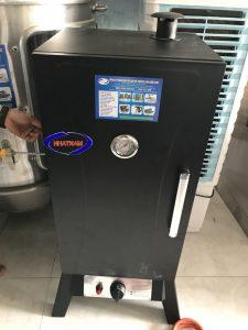 Lò xông khói dùng gas (NNLXK-01)với giá cả phải chăng, thiết kế tinh tế, hiệu quả tức thời, vệ sinh dễ dàng. Có thể nói lò xông khói dùng Gas đáp ứng được cho tất cả các khách hàng kể cả khách hàng khó tính nhất