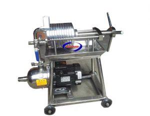 Máy lọc rượu khung bản (NNLR-05)