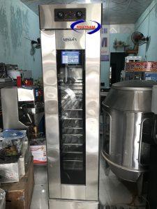 Tủ ủ bột bánh mì 16 khay (NNUB-03)
