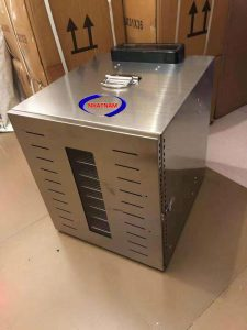 Máy sấy thực phẩm gia đình 10 khay ( NNTS-31)