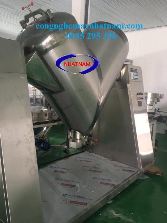 Máy trộn bột công nghiệp