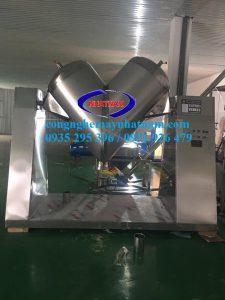Máy trộn bột khô chữ V 1000 lít (NNTB-59)