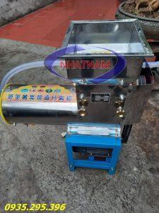 Máy xay và vắt nghệ liên hoàn inox (NNCQ-F12)