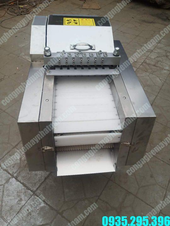 Máy chặt thịt gà công nghiệp