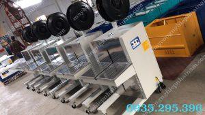 Máy đóng đai thùng bán tự động KZB-3 (NNĐT-19)– Máy đóng đai thùng được sử dụng rộng rãi trong các ngành thực phẩm, dược phẩm, in ấn, bưu điện...