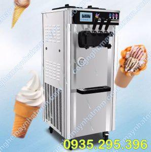 Máy làm kem 3 màu ( NNMLK-A11)