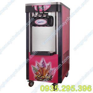 Máy làm kem 3 vòi giá rẻ (NNMLK-A09)Là máy làm kem tươi hàng đầu trên thị trường hiện nay được Nhật Namcung cấp, máy được tích hợp 3 vòi để có những vị kem ngon tuyệt hảo.