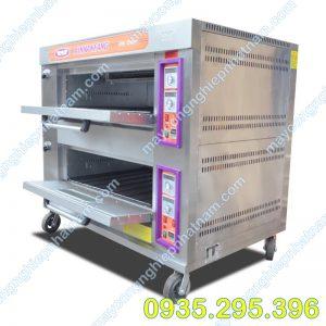 Lò nướng bánh ngọt 2 tầng(NNLQ-A18)  – Đang được rất nhiều khách hàng ưa chuộng bởi chất lượng tốt và giá thành hợp lý.