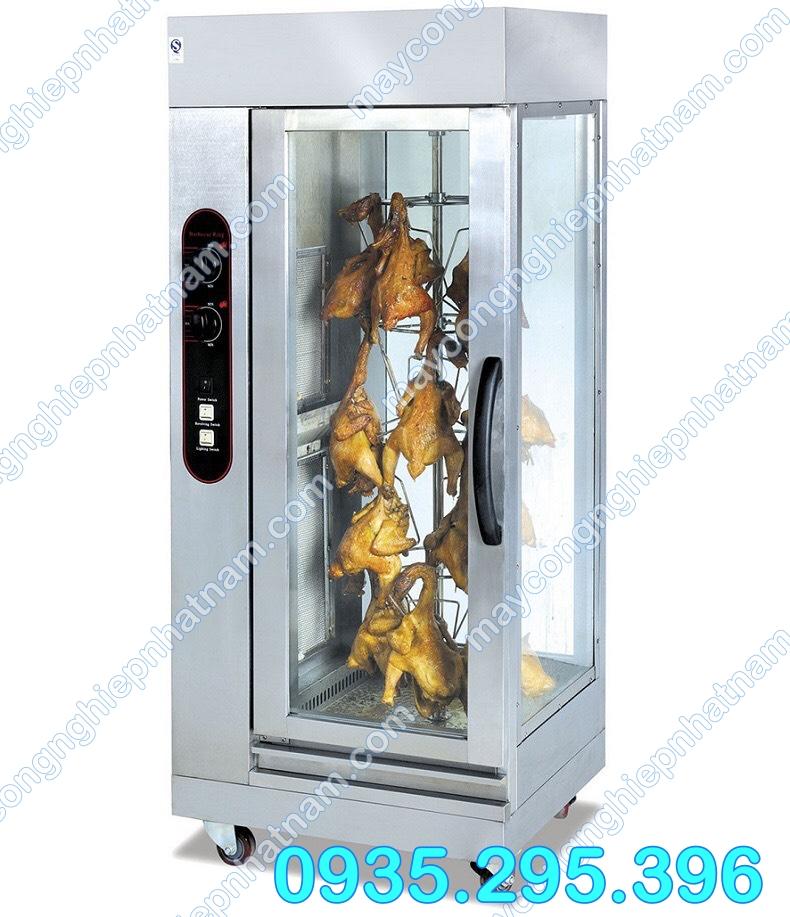 Lò quay vịt dùng điện XYD-206