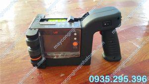 Máy in date tự động cầm tay (NNID-15)là dòng máy in phun nhỏ gọn, đa chức năng