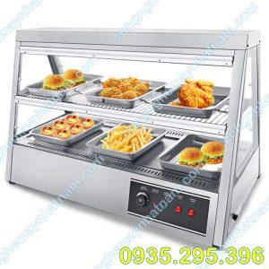 Tủ trưng bày và giữ nóng bánhgiá rẻ - chất lượng cao - bảo hành chu đáo !