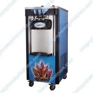 Máy làm kem tươi BJ-368 (NNMLK-A16) được Nhật Nam nhập khẩu và phân phối trên thị trường toàn quốc,