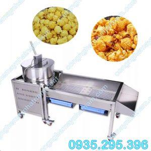 Máy làm bắp rang bơ công nghiệp dùng gas (NNBRB-07) giá rẻ - chất lượng cao - bảo hành chu đáo!