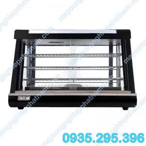 Tủ giữ nóng bánh 3 tầng (NNTQ-A03)Chuyên dùng để trưng bày và giữ nóng bánh, thực phẩm...