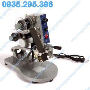 Máy in date dập tay DY-8 (NNID-D01) sử dụng rộng rãi trong việc in ngày sản xuất, in hạn sử dụng.