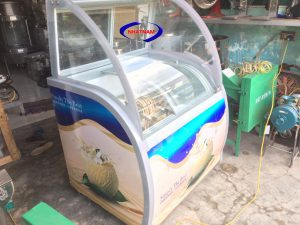 Tủ trữ kem ký 12 khay ( NNTP-PC19) Là sản phẩm không thể thiếu trong quán kem, nhà hàng, khách sạn...