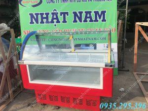 Tủ trưng bày thịt nguội, thịt cá (NNTQ - A42) uy tín - chất lượng cao !