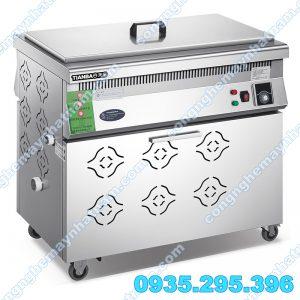 Bếp chiên tách dầu 50L dùng điện (NNBC - 40) uy tín - chất lượng !