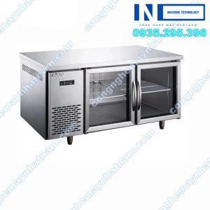 Tủ mát 2 cánh inox 1,5m (NNTP-PC20) giá rẻ - chất lượng cao - bảo hành chu đáo !