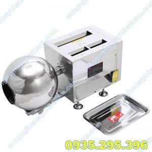Máy làm viên hoàn (NNND-E01)được sử dụng phổ biến trong ngành sản xuất dược phẩm, đặc biệt trong những doanh nghiệp sản xuất thuốc đông y.