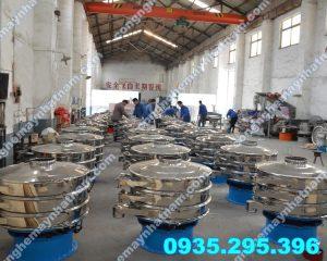 Máy sàng rung 1 tầng sàng là sản phẩm không thể thiếu trong các cơ sở sản xuất, doanh nghiệp lớn.