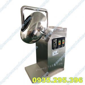 Máy bao viên thuốc đông y BY-600 ( NNND-E05)giá rẻ - chất lượng cao !