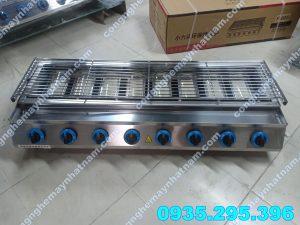 Bếp nướng hàu 8 điều chỉnh (NNBN - 09) uy tín - chất lượng cao !