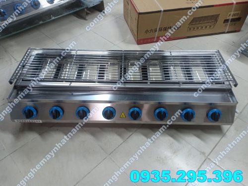 Bếp nướng 8 họng đốt